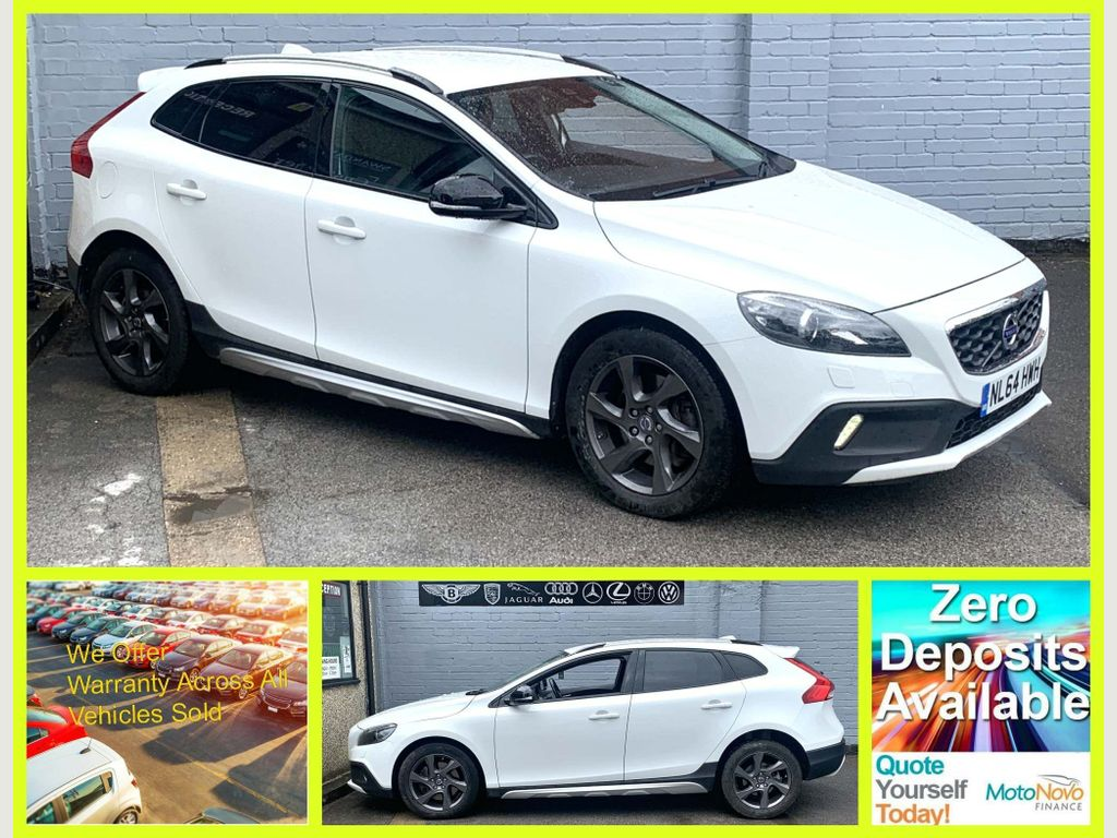 VOLVO V40 CROSS COUNTRY Hatchback 2.0 D4 Lux Nav Cross Country (s/s) 5dr