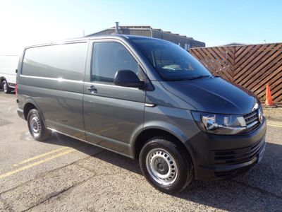 VOLKSWAGEN TRANSPORTER Other 2.0 TDI BlueMotion Tech T28 Startline Panel Van 5dr (EU6, SWB)