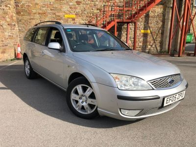 FORD MONDEO Estate 2.0 Ghia 5dr