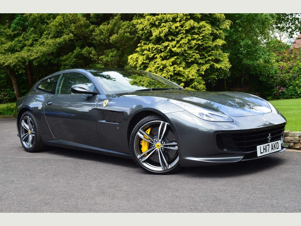 FERRARI GTC4LUSSO Coupe {Edition unlisted}