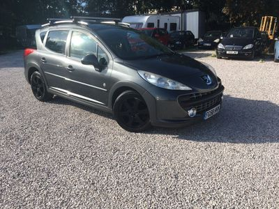 PEUGEOT 207 SW Estate 1.6 HDi Outdoor 5dr