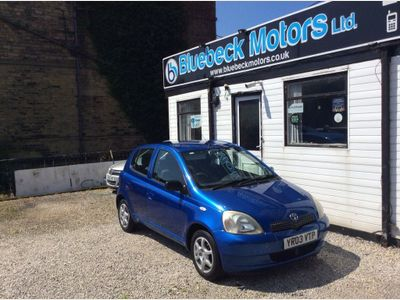 TOYOTA YARIS Hatchback 1.0 VVT-i Colour Collection 5dr