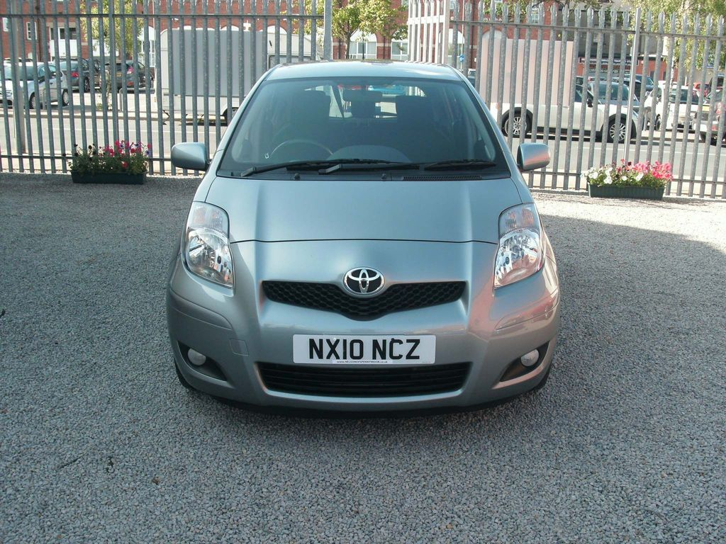 Used Toyota Yaris Hatchback 1 4 D-4d Tr 5dr in Spennymoor