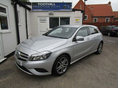 MERCEDES-BENZ A CLASS Hatchback 1.5 A180 CDI BlueEFFICIENCY Sport 5dr
