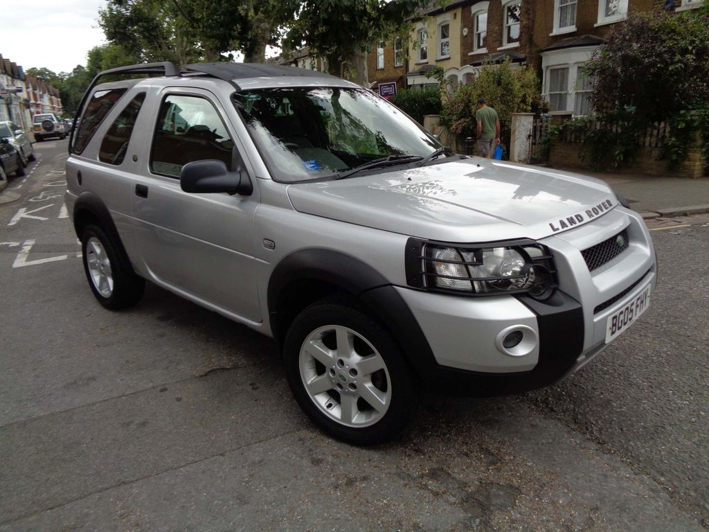LAND ROVER FREELANDER SUV 1.8 XEi Special Edition Hard Top 3dr