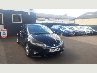 HONDA CIVIC Hatchback 2.2 i-CTDi Type S GT 3dr