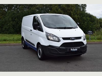 FORD TRANSIT CUSTOM Other 2.2 TDCi 290 L1H1 Panel Van 5dr
