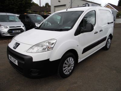 PEUGEOT PARTNER Other 1.6 HDi S L1 850 4dr