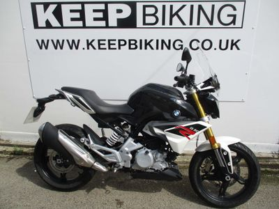 BMW G310R Naked 310 R ABS