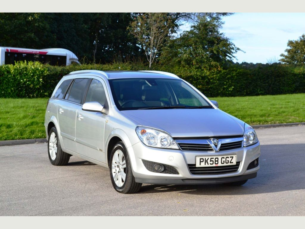 VAUXHALL ASTRA Estate 1.7 CDTi 16v Design 5dr