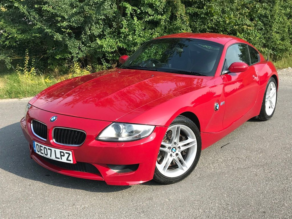 BMW Z4M Coupe 3.2 COUPE * ONE OWNER FROM NEW! *