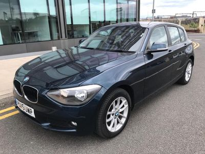 BMW 1 SERIES Hatchback 1.6 114d SE Sports Hatch (s/s) 5dr