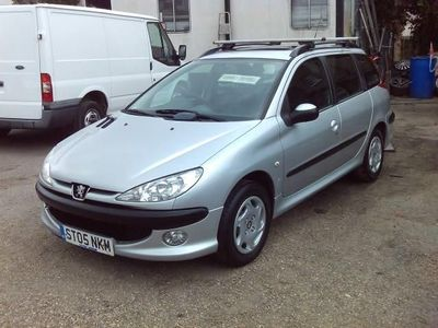 PEUGEOT 206 SW Estate 2.0 HDi S 5dr (a/c)
