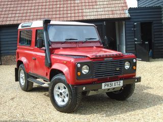 Used LAND ROVER DEFENDER 90 Cars for sale in Leighton