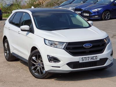 FORD EDGE SUV 2.0 TDCi Sport Powershift 4WD (s/s) 5dr
