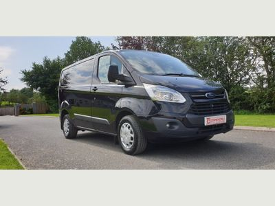 FORD TRANSIT CUSTOM Other 2.2 TDCi 270 L1H1 Trend Panel Van 5dr