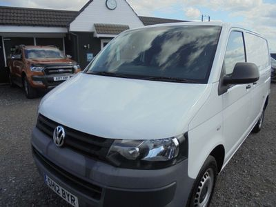 VOLKSWAGEN TRANSPORTER Other 2.0 TDI T28 Panel Van 4dr (SWB)