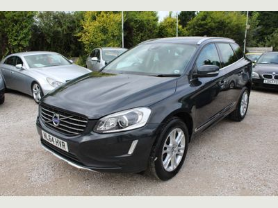 VOLVO XC60 SUV 2.0 D4 SE Lux 5dr