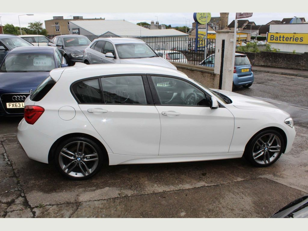 Used Bmw 1 Series Hatchback 1 5 116d M Sport (S/s) 5dr in