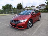 HONDA CIVIC Estate 1.8 SE Plus Tourer 5dr (DAB/Premium Audio)