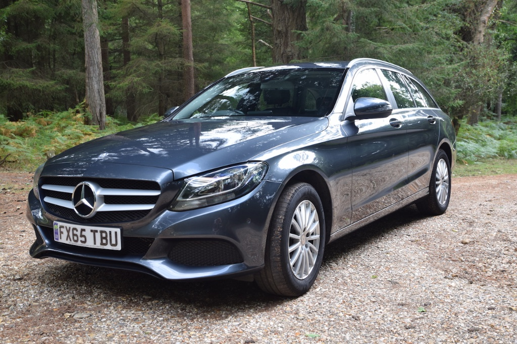 MERCEDES-BENZ C CLASS Estate 1.6 C200d SE (s/s) 5dr