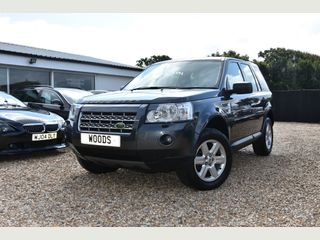 Used LAND ROVER Cars for sale in Lymington, Hampshire