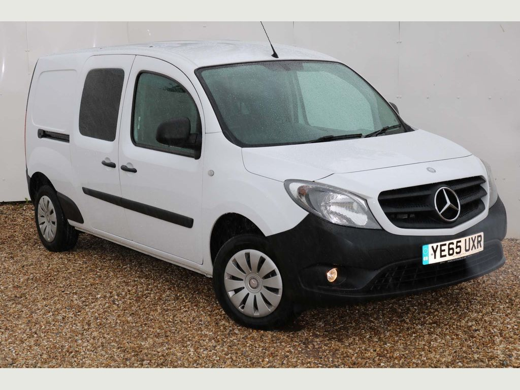 MERCEDES-BENZ CITAN Other 1.5 CDI 111 Extra Long Dualiner 5dr