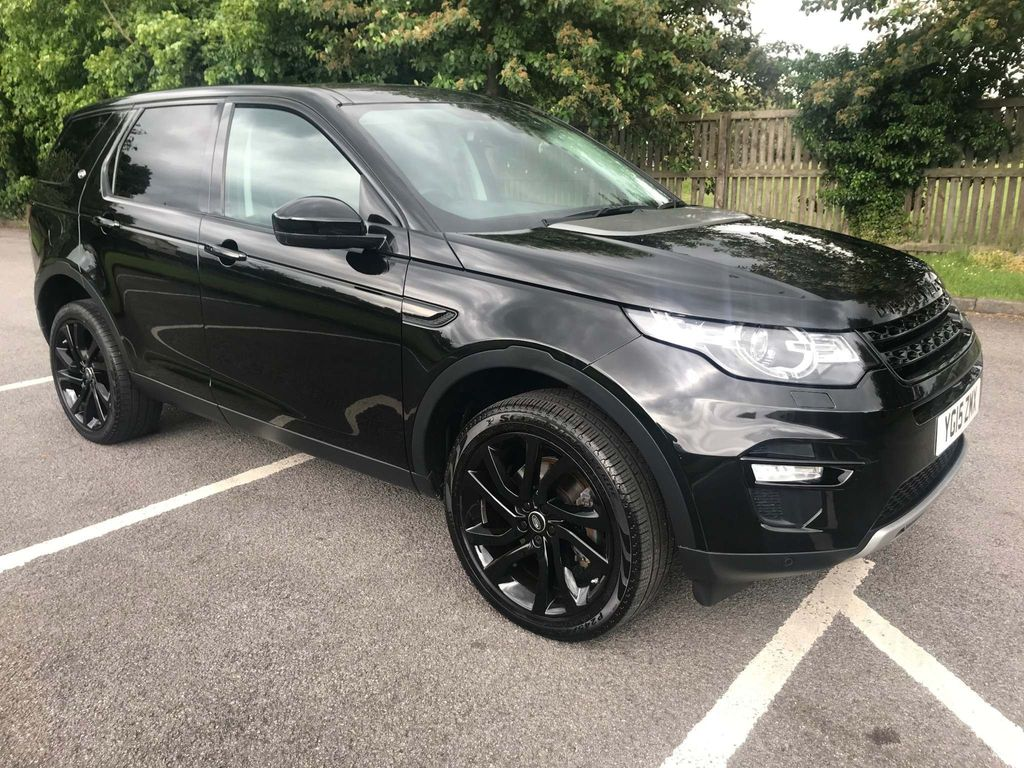 LAND ROVER DISCOVERY SPORT SUV 2.2 SD4 HSE 4X4 5dr