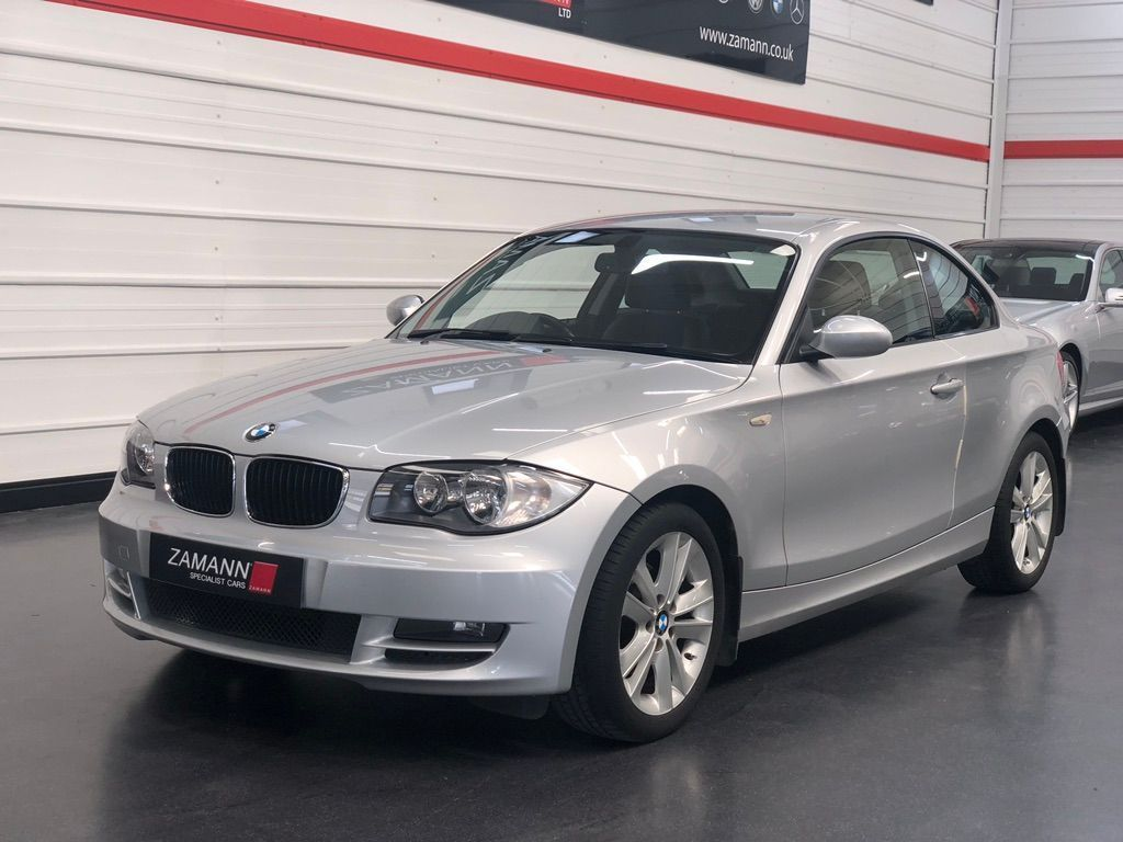 BMW 1 SERIES Coupe 2.0 120d SE 2dr