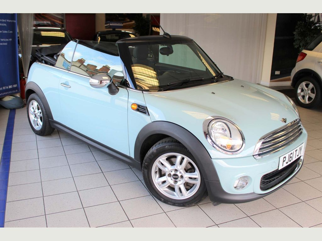 MINI CONVERTIBLE Convertible {Edition unlisted}