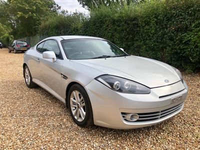HYUNDAI COUPE Coupe 1.6 SIII S 3dr
