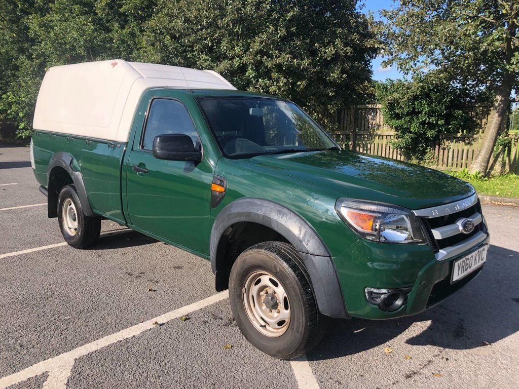 FORD RANGER Pickup 2.5 TDCi XL Regular Cab Pickup 4x4 2dr
