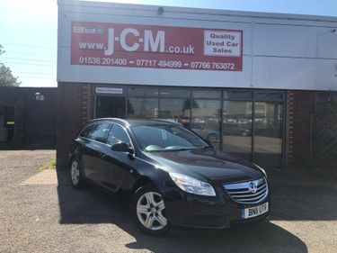 Used Vauxhall Insignia Estate 2 0 Cdti Ecoflex 16v Exclusiv 5dr in