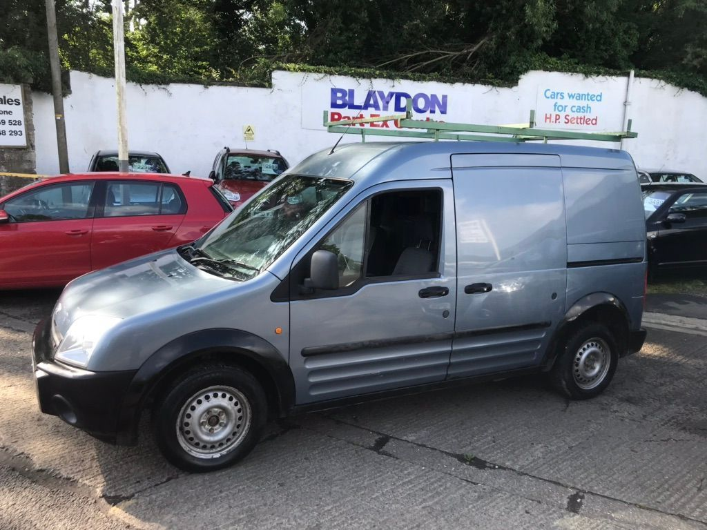 FORD TRANSIT CONNECT Unlisted LX