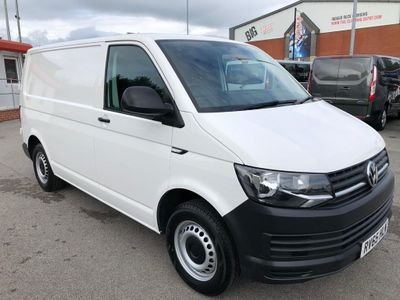 VOLKSWAGEN TRANSPORTER Other 2.0 TDI BlueMotion Tech T28 Startline Panel Van 5dr (SWB)