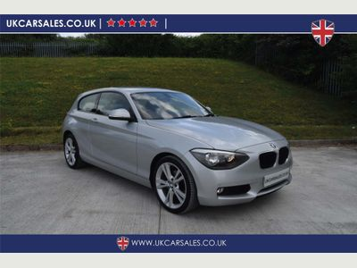 BMW 1 SERIES Hatchback 2.0 120d SE Sports Hatch 3dr