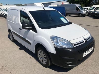 CITROEN BERLINGO Other 1.6 BlueHDi L1 625 Enterprise Panel Van 5dr (EU6)