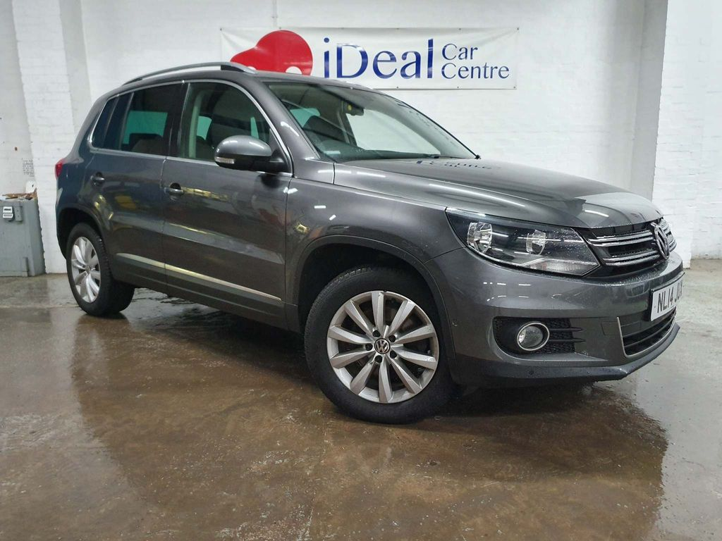 VOLKSWAGEN TIGUAN SUV 2.0 TDI BlueMotion Tech Match 4WD (s/s) 5dr