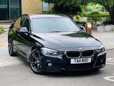 BMW 3 SERIES Saloon 2.0 328i M Sport (s/s) 4dr