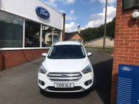 FORD KUGA SUV 2.0 TDCi EcoBlue Titanium Edition AWD (s/s) 5dr