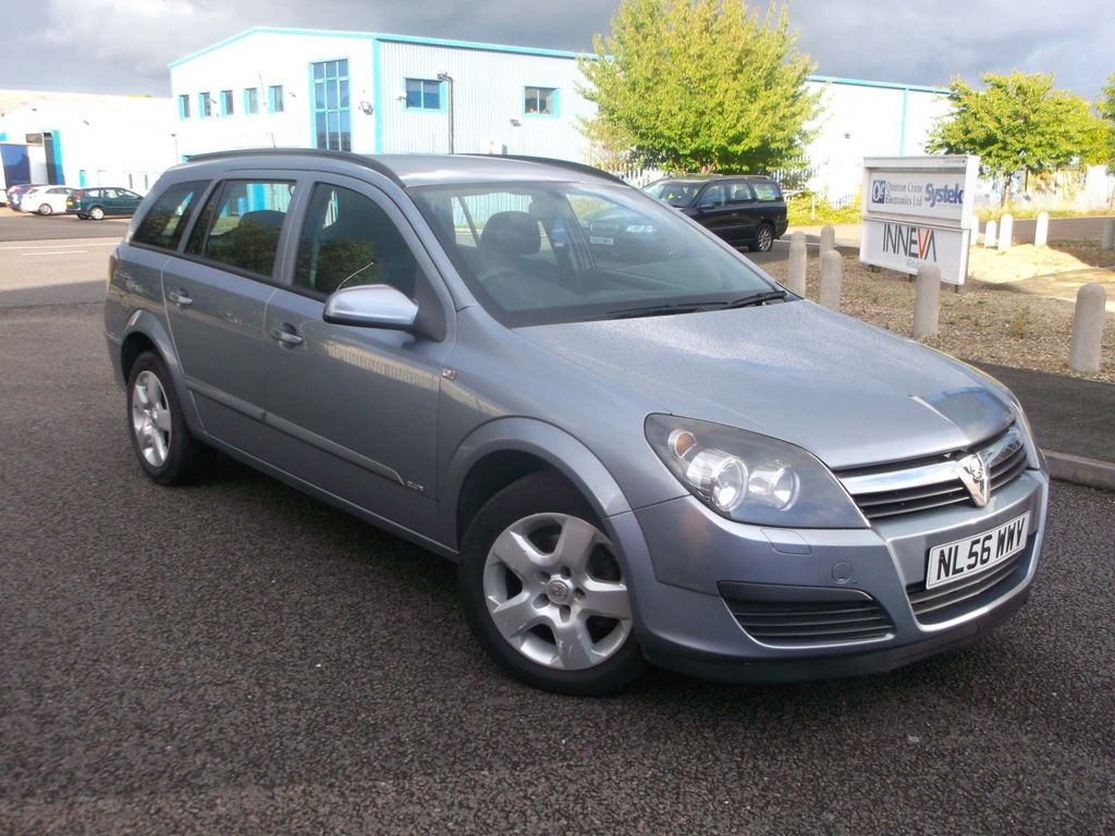 VAUXHALL ASTRA Estate 1.7 CDTi 16v Club 4x4 5dr