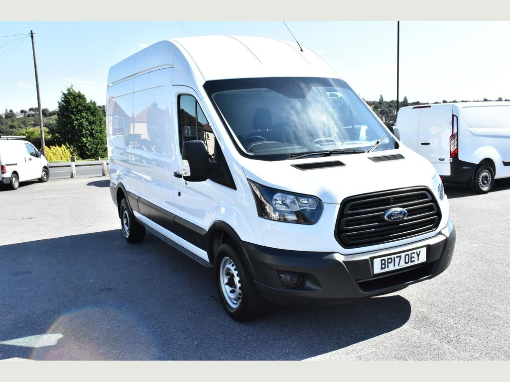 FORD TRANSIT Panel Van 2.0 TDCi 350 L3H3 Panel Van 5dr (EU6)
