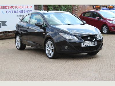 SEAT IBIZA Hatchback 1.6 Sport SportCoupe DSG 3dr
