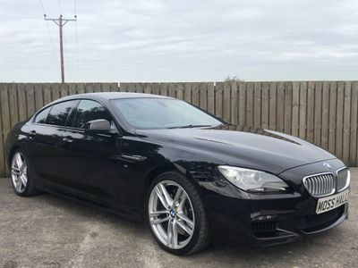 BMW 6 SERIES GRAN COUPE Coupe 4.4 650i M Sport Gran Coupe Steptronic 4dr