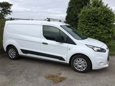 FORD TRANSIT CONNECT Other 1.6 TDCi L2 210 Trend Panel Van 4dr