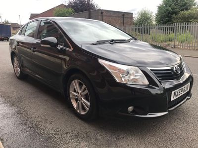 TOYOTA AVENSIS Saloon 1.8 V-Matic T4 4dr