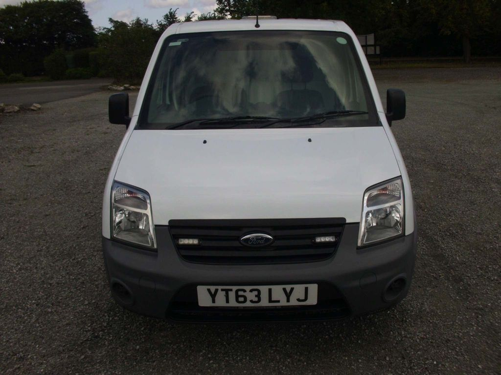 FORD TRANSIT CONNECT Other 1.8 TDCi T200 SWB Panel Van 4dr DPF