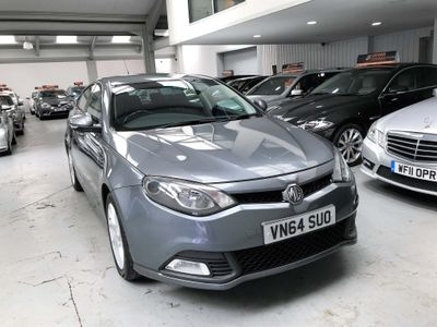 MG MG6 Hatchback 1.9 DTi-Tech GT SE (s/s) 5dr