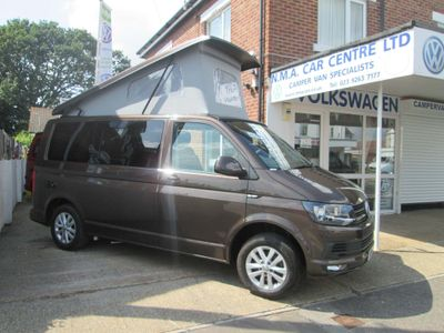 VOLKSWAGEN TRANSPORTER Panel Van 2.0 TDI BlueMotion Tech T30 Highline Panel Van DSG 5dr (EU6)