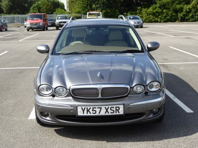 JAGUAR X-TYPE Estate 2.5 V6 SE (AWD) 5dr